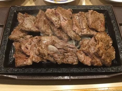 image aa6f1 thumbnail2 - ステーキガスト北本店(他各店)【大食い】ステーキガストの食べ放題イベントにmy肉切りハサミを持込んだ結果
