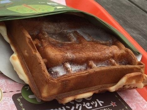 image b834a thumbnail2 - ヤスダヨーグルトワッフルハウス(新潟県阿賀野市)【ワッフル】連食の合間で気になるスイーツは絶品だった【大食い】