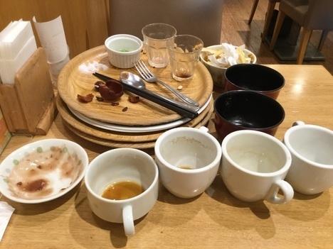ファーマーズガーデン菖蒲食べ放題バイキング完食