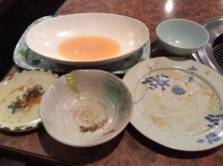 高崎かっちゃんち焼肉大食い完食