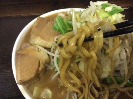 本庄大勝軒富二郎男盛麺リフト