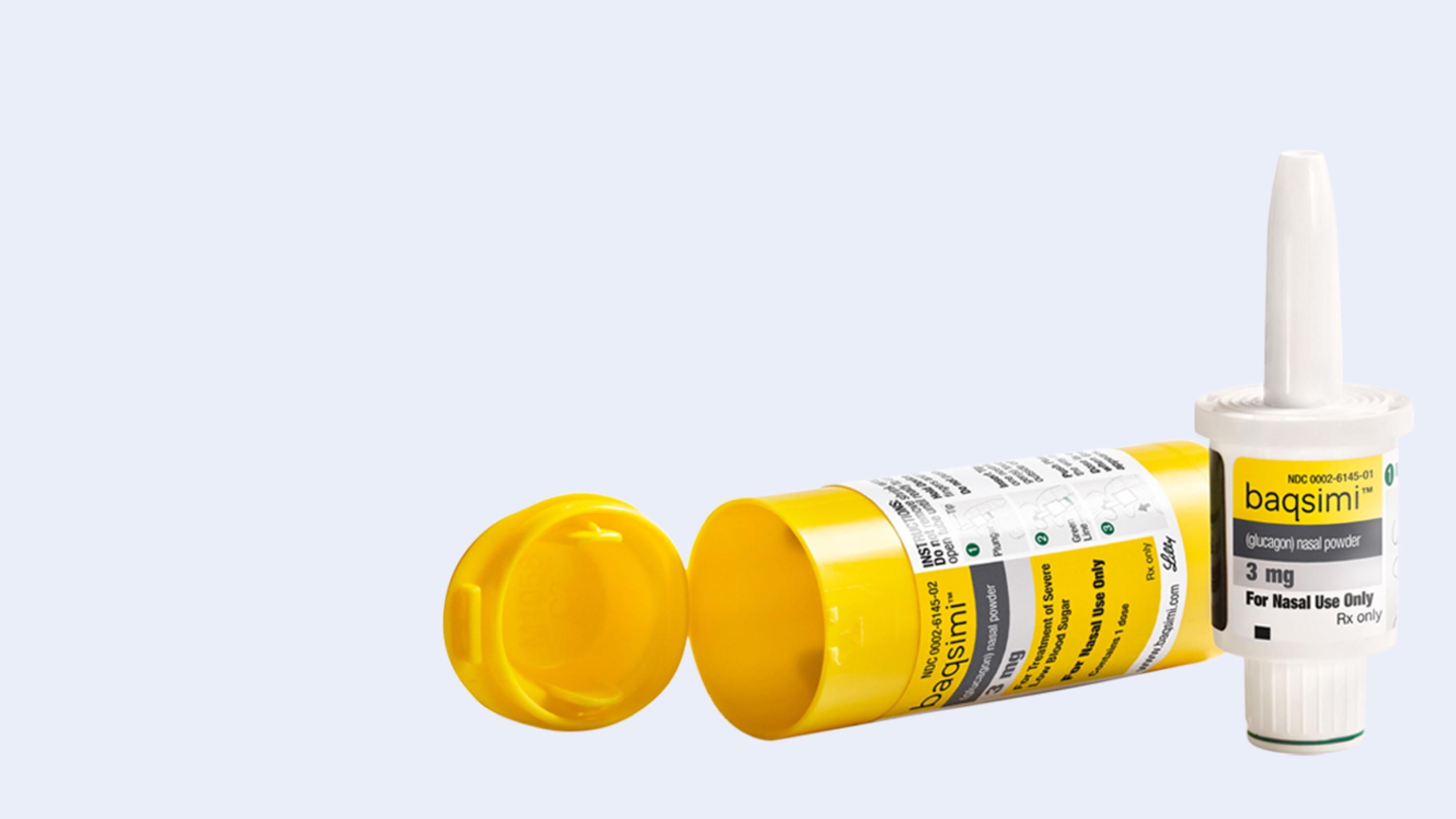 Glucagon nasal : désormais disponible au Québec !