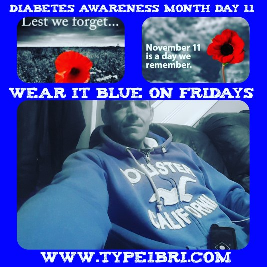 Wear it Blue and Never Forget