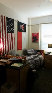 Type 1 Diabetic Dorm Room