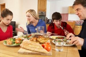 Type 1 Diabetes Family Struggles