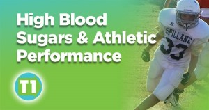 Impact of High Blood Sugars on Athletic Performance