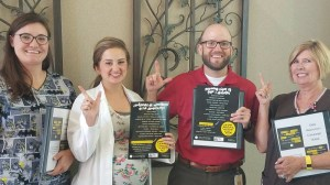 Texas Tech University promotes Type 1 Diabetes and DKA Awareness.