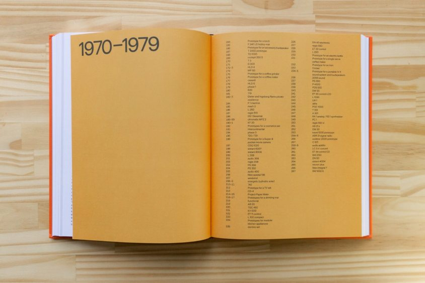 Chapter contents for the 1970s