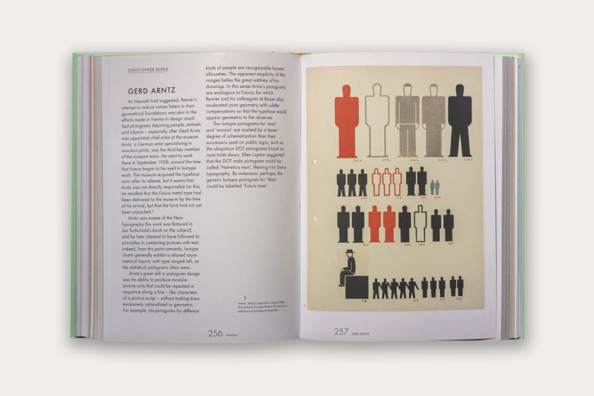 'Mann' from Isotype Picture Dictionary.