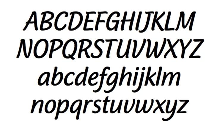 Campbells Corporate Font