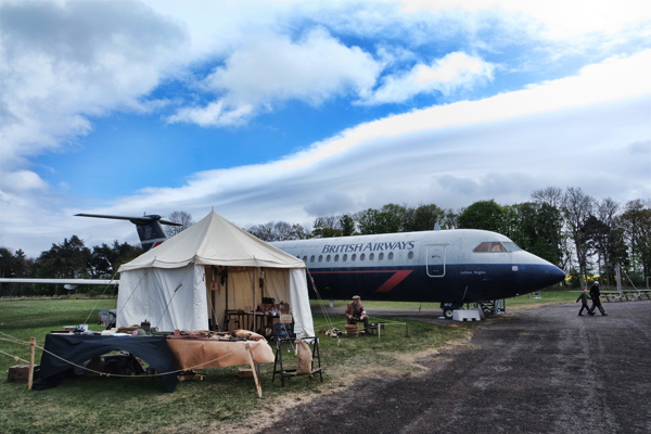 National Museum of Flight & Wartime Experience
