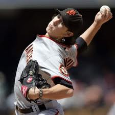 Tim Lincecum, SF Giants