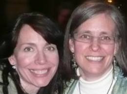 Elizabeth and Katherine Hirsh