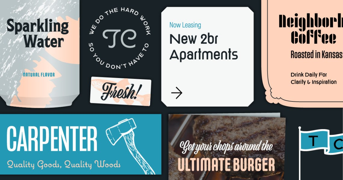 Browse fonts in the Build a Brand font pack   Adobe Fonts ...