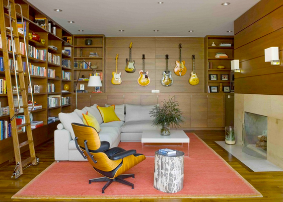 Family Home Office Design Ideas