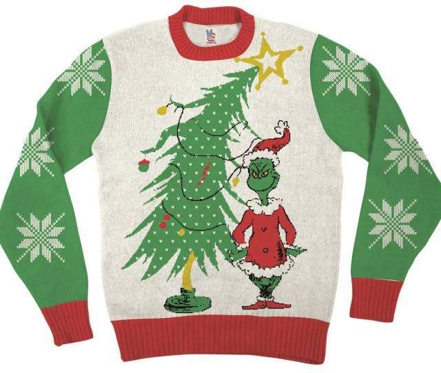 Literary Ugly Christmas Sweaters To Make Your Holiday Parties Bookish And Bright