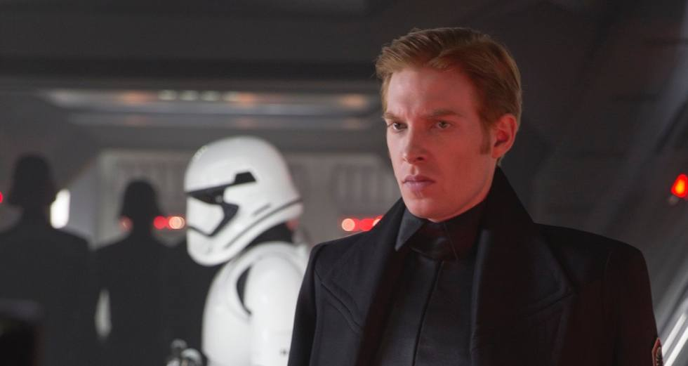General Hux of The First Order