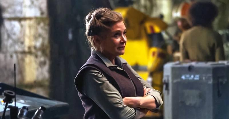 Carrie Fisher interpretou a princesa Leia em 'Star Wars' (Foto: Divulgação)