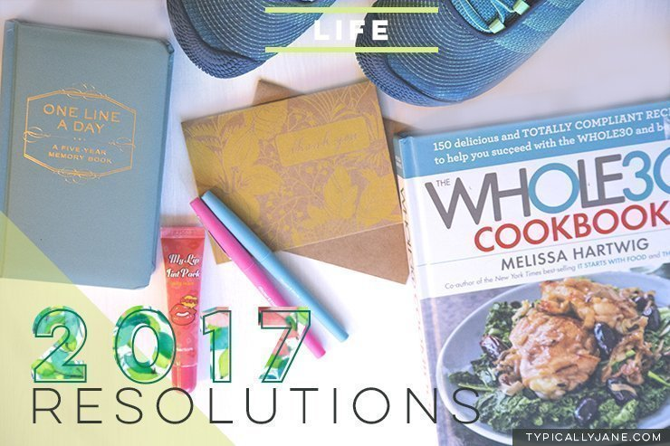whole 30 new year resolutions