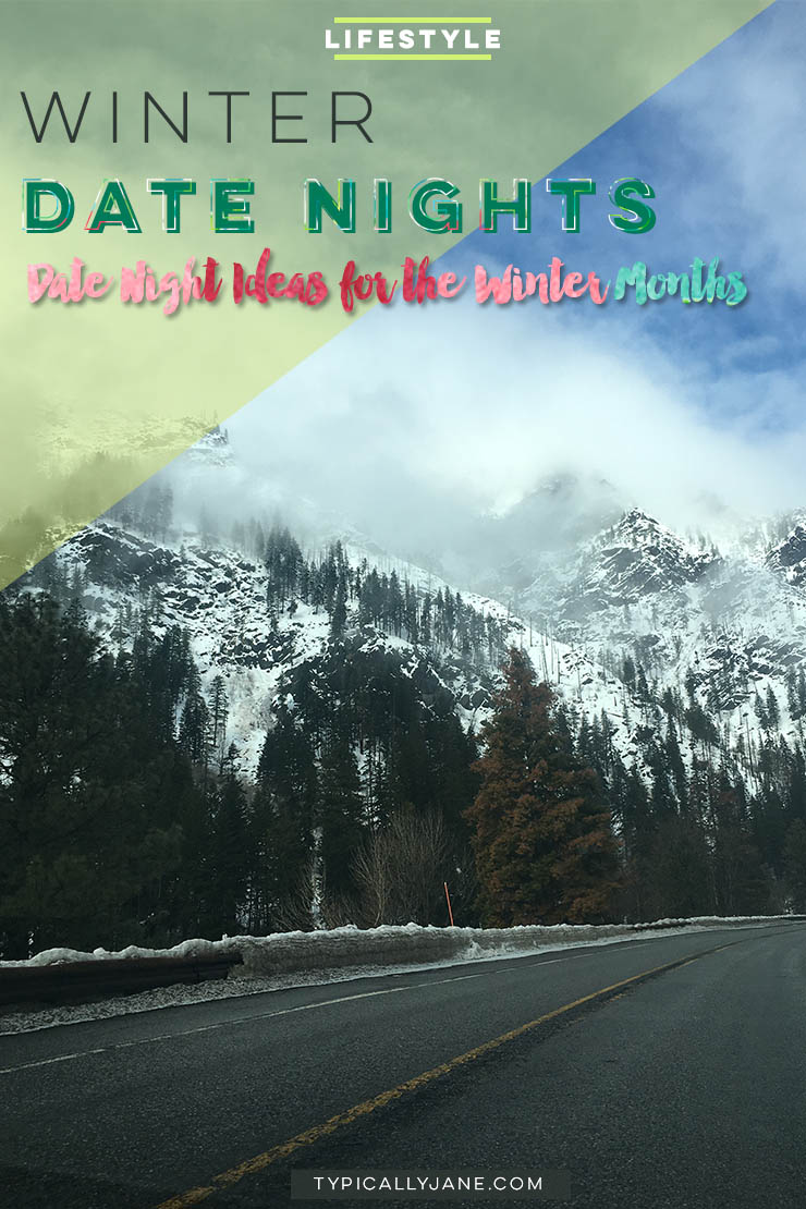 Winter Date Night Ideas - Leavenworth WA