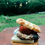 Gourmet S'mores | The Perfect Camping Dessert