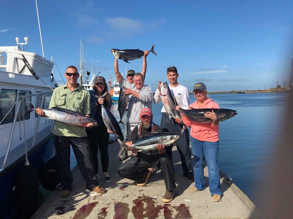 tuna fishing in seattle