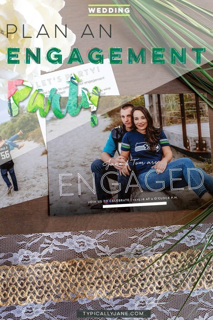 how to plan an engagement party, engagement party planning, engagement party invitations, party invitations