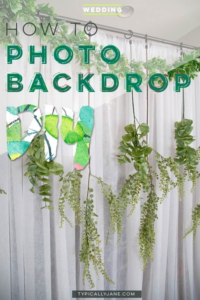 diy photo booth, diy photo backdrop, diy photo backdrop for a wedding, easy photo backdrop, photo backdrop party, baby shower photo backdrop, bridal shower, engagement party, at home, outdoor, fabric
