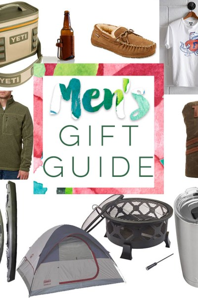 mens gift guide, perfect gifts for him, ideas for the outdoors man, sports fan, golfer, Christmas gifts, birthday presents
