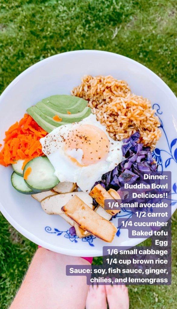 Buddha bowl, wedding fitness, healthy meal ideas, wedding diet