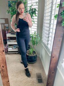 crz yoga workout leggings from amazon