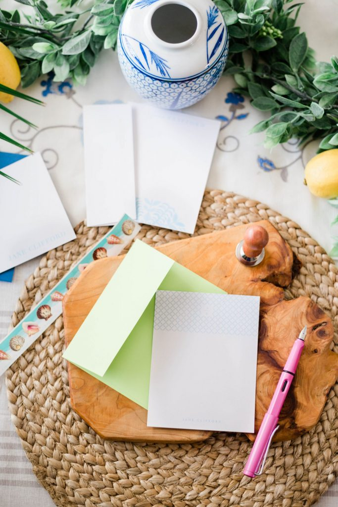 hand written notes, how to make it a habit to write letters