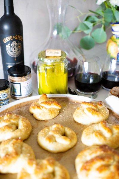 the very best homemade soft pretzels