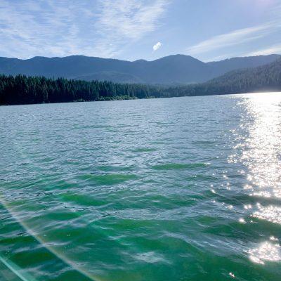 Fish Lake Washington