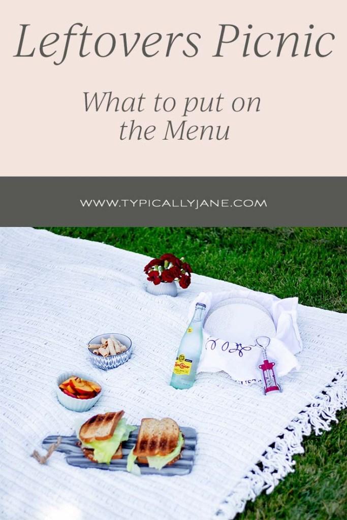 leftovers picnic meatloaf sandwich