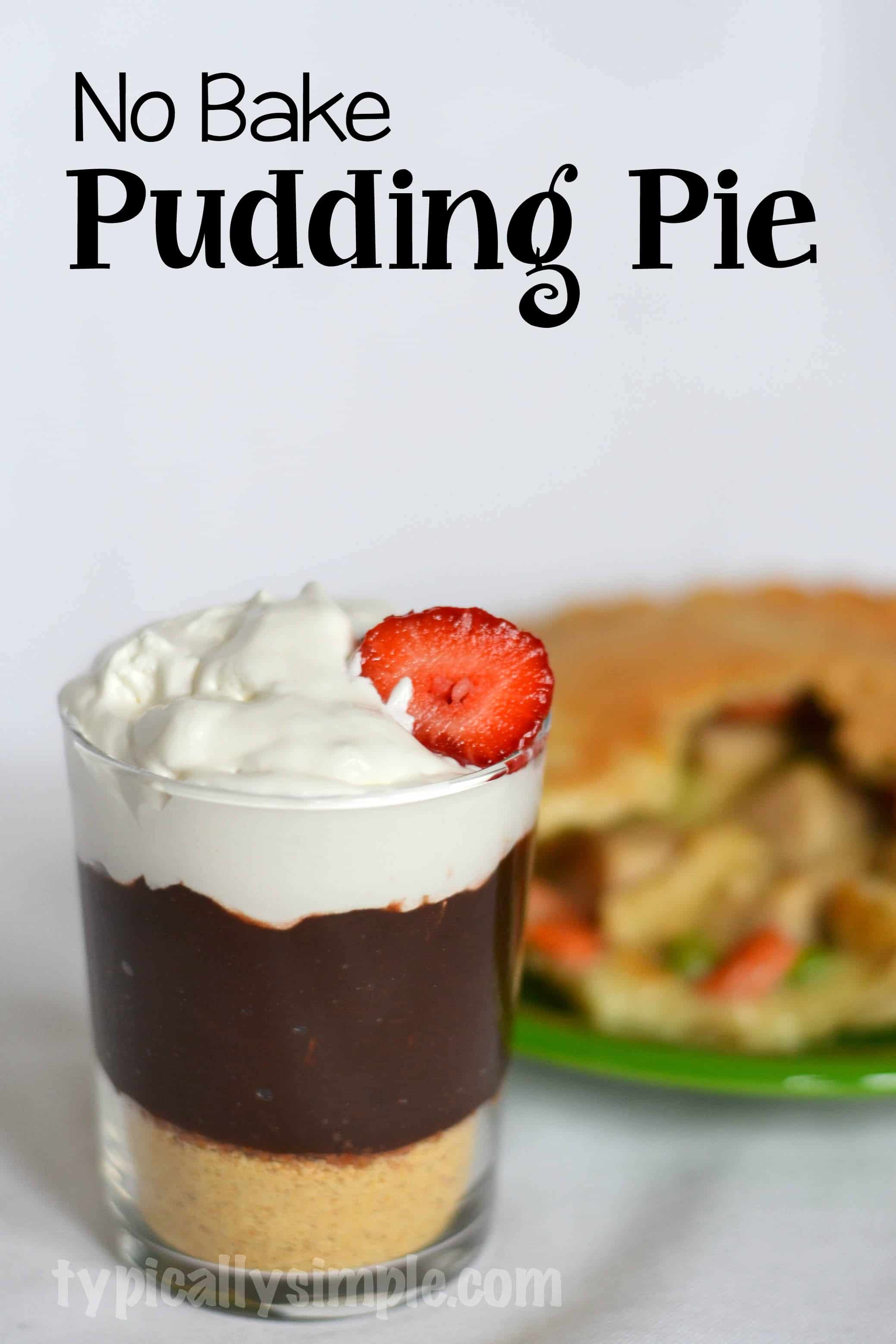 No Bake Pudding Pies Amp Marie Callender S Pot Pies