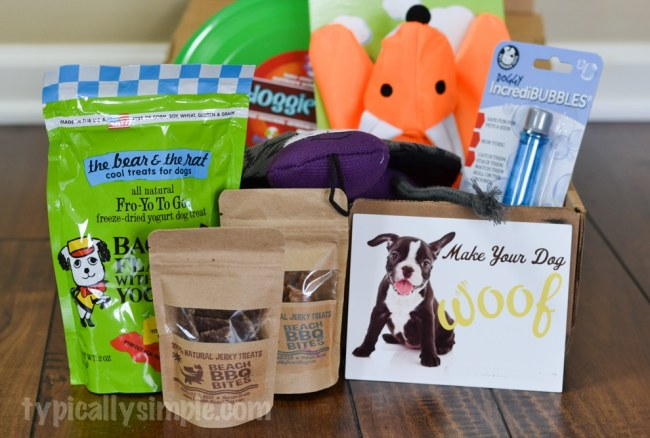 Subscription Boxes for Your Pets!