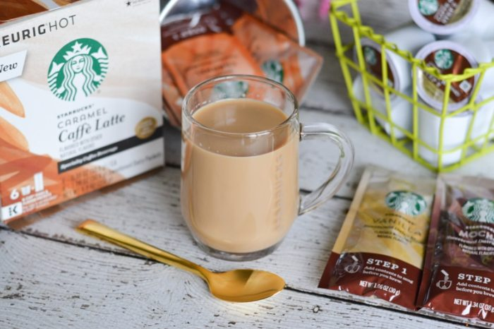 starbucks latte coffee mug