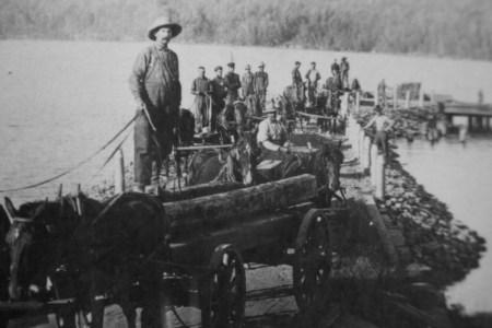 Commerce sur le lac Memphrémagog