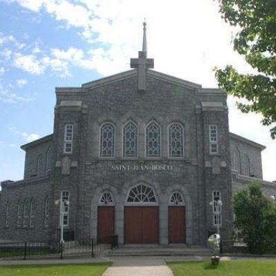 Église St-Jean-Bosco