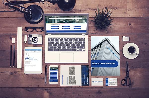 Corporate Design überarbeiten