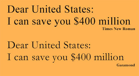 changing-fonts-saves-money