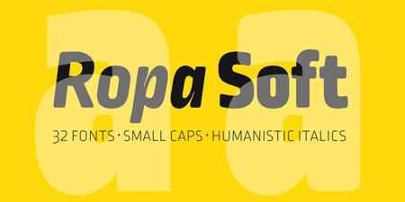 ropa-soft-sans-serif-font