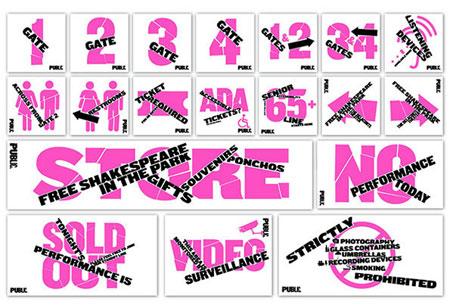 Paula-Scher-PEntagram-Shakespeare-its-nice-that-10