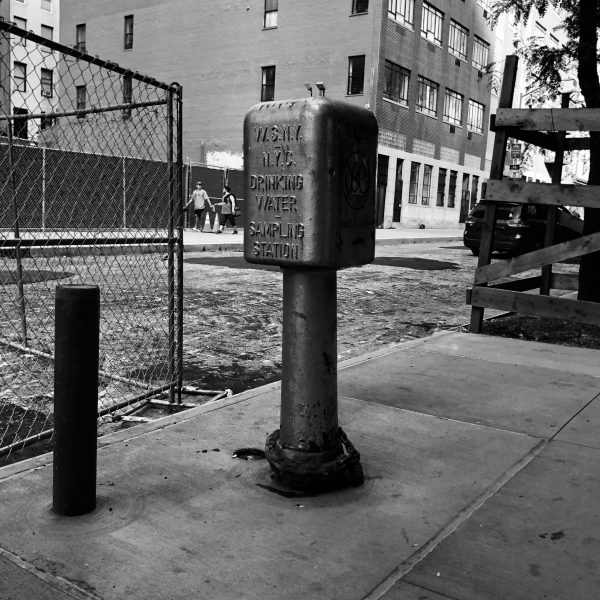 WSNY NYC Drinking water sampling station