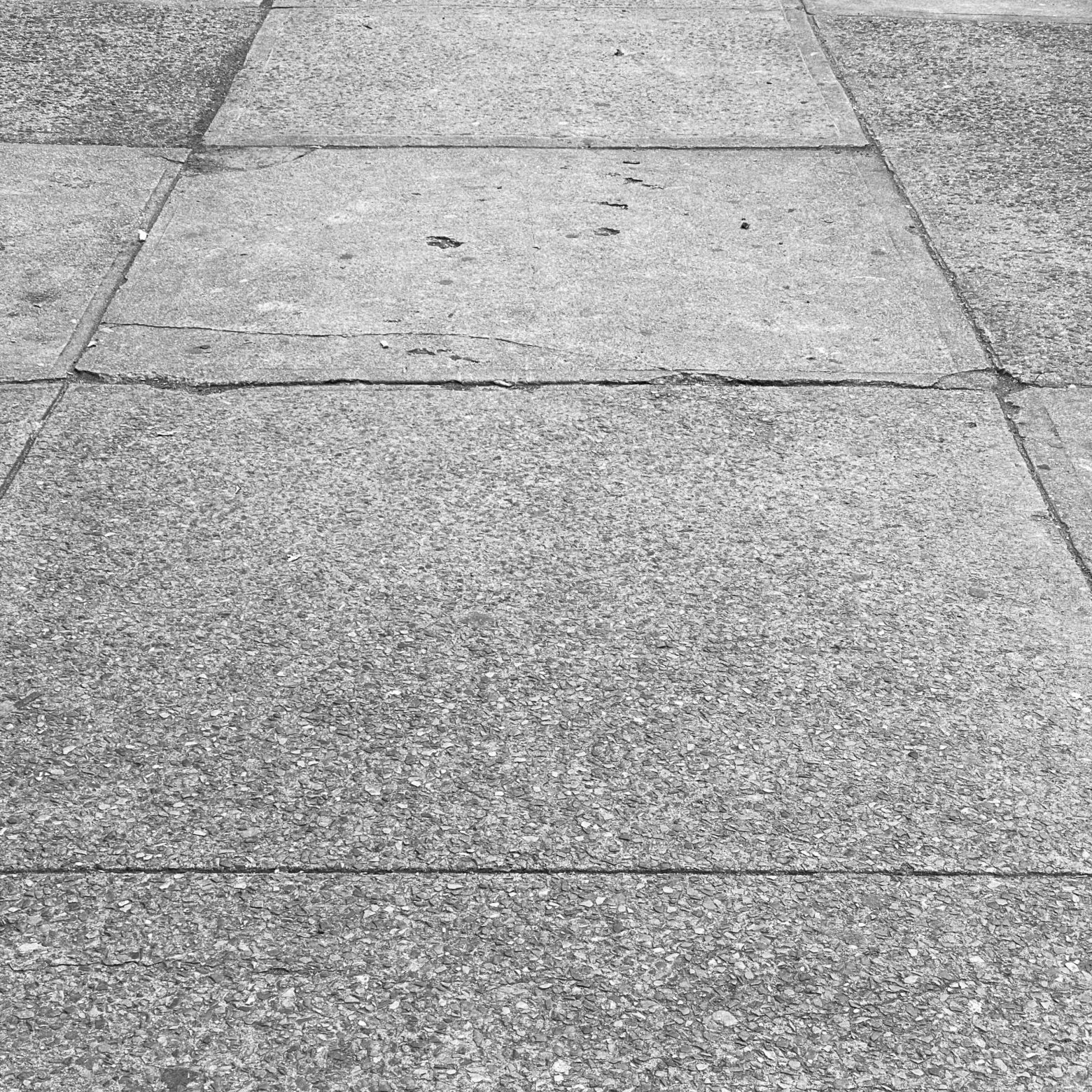 Social distancing: let the sidewalks be your guide