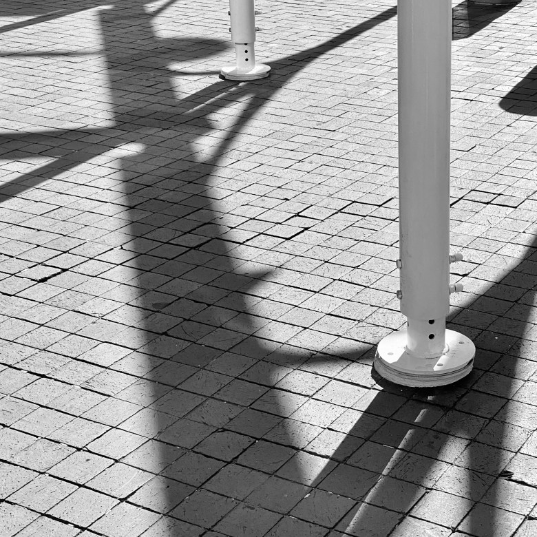 Urban Umbrella - footings