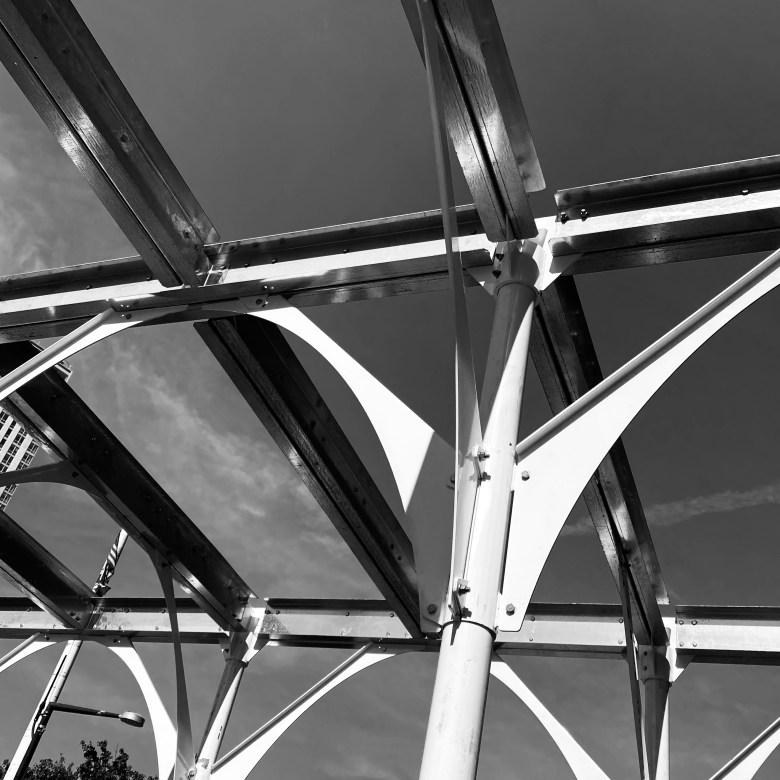 Urban Umbrella - Connection & Spanning Details