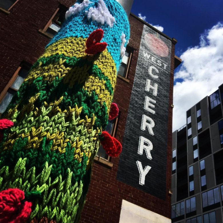 EpicSmall – W. Cherry Street Redesigned