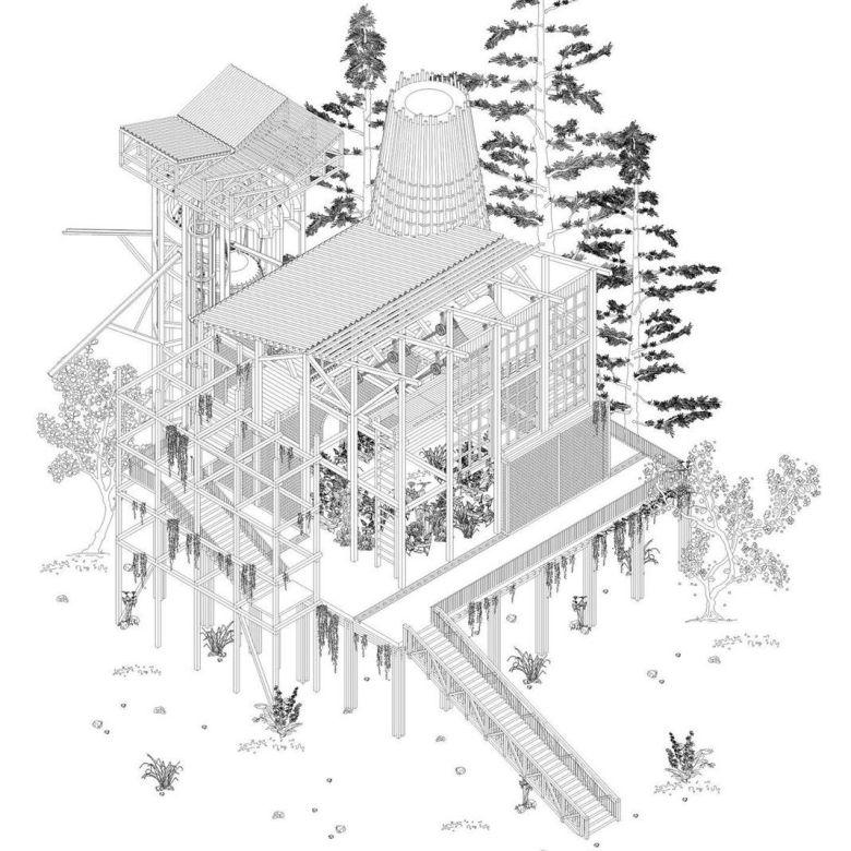 Arinjoy Sen: Spatial Typology 1 // Building as a Machine The Gardener